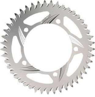 Buy Rear Sprocket Vortex Aluminum - Silver 527-45 motorcycle in Hinckley, Ohio, United States, for US $62.32