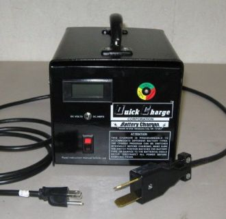 Purchase 36 Volt Golf Car Cart Battery Charger Crowfoot INSTOCK MADE IN THE USA motorcycle in Russellville, Arkansas, United States, for US $275.00