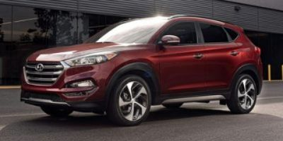2018 Hyundai Tucson Limited (Gemstone Red)