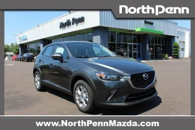 2019 Mazda CX-3 (Machine Gray Metallic)