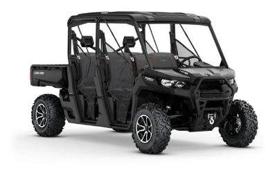 2019 Can-Am Defender MAX Lone Star HD10 Side x Side Utility Vehicles Hays, KS