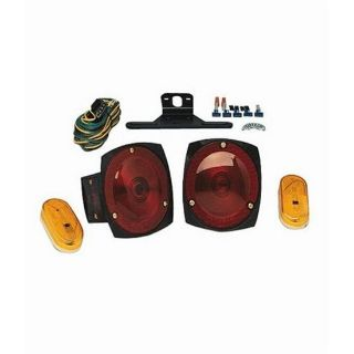 Find New Deluxe Trailer Light Kit - 12 Volt Unit motorcycle in Lincoln, Nebraska, US, for US $29.99