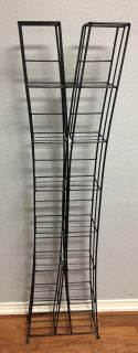 CD/DVD/BOOK Tower. Excellent used condition!