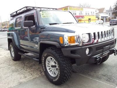 2006 HUMMER H3 Base (Slate Blue Metallic)
