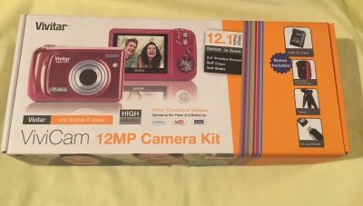 Vivitar Vivicam 12MP Camera