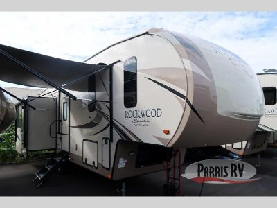 2018 Forest River Rv Rockwood Signature Ultra Lite 8299BS