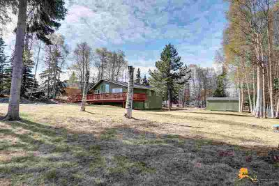 11300 Johns Road Anchorage Three BR, Newly remodeled Single