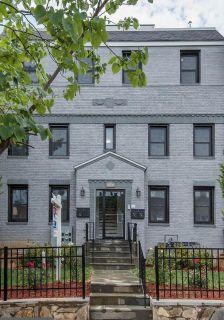 Townhouse Rental - 1605 E Street NE