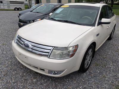 2009 Ford Taurus SEL (White)