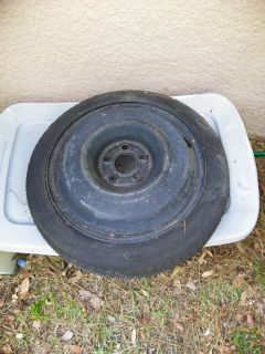 Brand new spare donut tire Size 70D15
