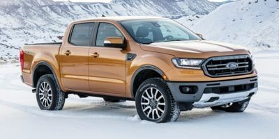 2019 Ford Ranger XL 2WD SuperCrew 5' Box (Shadow Black)