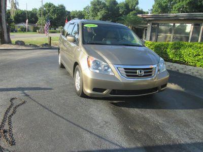 2010 Honda Odyssey EX-L (Gold)