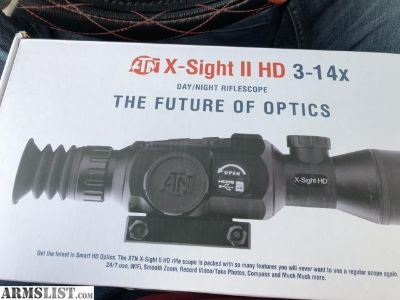 For Sale: ATN X-Sight