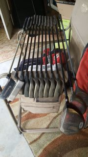 Big Bertha Golf Clubs