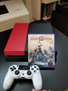 500GB PS4 with God of War