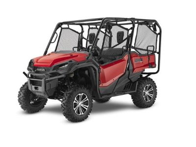 2017 Honda Pioneer 1000-5 Deluxe Side x Side Utility Vehicles Harrison, AR