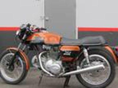1974 Ducati GT750 Orange!!!