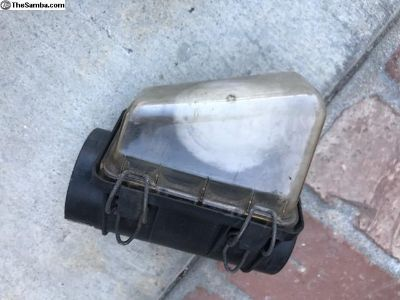 Vanagon Syncro air intake part