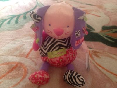 Toddler bunny new with tags