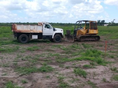 MVL construction and land clearing