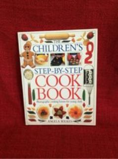 The Children s Step by Step cookbook
