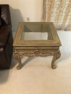 Center Table and End Tables (3 tables total)