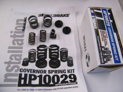 Find 3000/4000 RPM Governor Spring kit and (12) 60# valve springs for Intake and exh motorcycle in DeLand, Florida, United States, for US $209.00