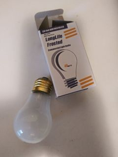 Appliance/ceiling fan bulbs - new