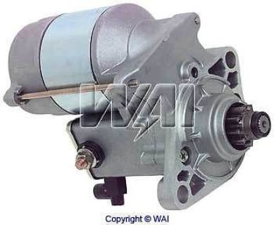 Find Starter Motor-( 17492 ) Reman fits 92-93 Honda Civic 1.5L-L4 motorcycle in South El Monte, California, United States, for US $68.00