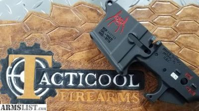 For Sale: SPIKES TACTICAL SPIDER COLOR FILLED AR-15 LOWER