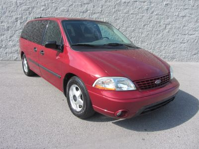 2003 Chevrolet Monte Carlo LT (Red)