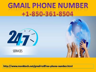 How does Gmail Phone Number shove the scholar 1-850-361-8504?