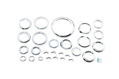 Sell Putco 400534 Chrome Trim Accessory Package Interior Kit 27 pc. motorcycle in Naples, Florida, US, for US $260.99