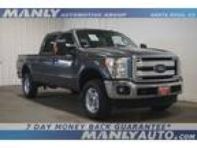 Used 2016 Ford Super Duty F-250 SRW Magnetic Metallic, 45.6K miles