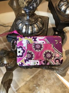 Vera Bradley I.D. Holder and Coin Purse Wallet