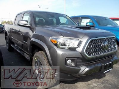 2018 Toyota Tacoma TRD Sport (Magnetic Gray)
