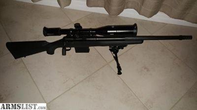 For Sale: Savage 10-SR 308