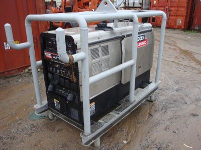 $4,000, 2008 Lincoln Vantage 400 Diesel Welder with 226 Original Hours