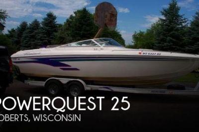 1999 Powerquest 260 Legend XS