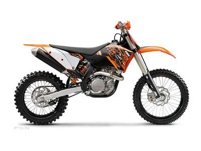 2009 KTM 450 XC-F Competition/Off Road Motorcycles Woodinville, WA