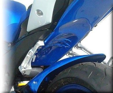 Purchase BLUE 08 GSXR600 GSXR750 HOTBODIES UNDERTAIL HBR ABS motorcycle in Ashton, Illinois, US, for US $189.99