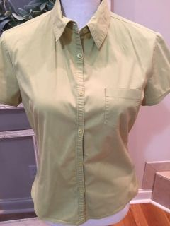 Comfy stretch fabric blouse