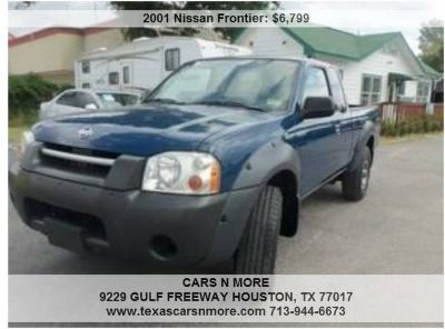 2001 Nissan Frontier 147326 miles 6-Cylinder
