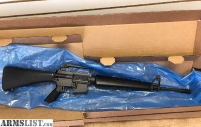 For Sale: Colt AR-15 In. 5.56mm NATO Semi Auto Rifles