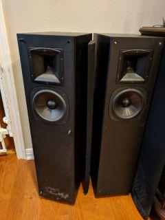 Klipsch 5 set speakers