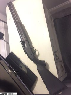 For Sale: Mossberg 500 with 2 Barrels