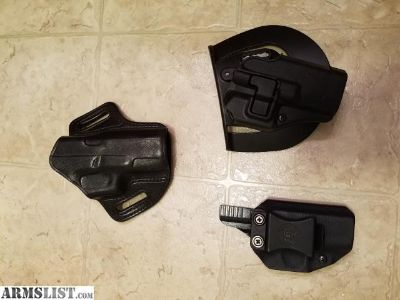For Sale: Glock 19/43 Holsters