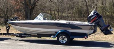 2007 Ranger Reata 190 Fish and Ski