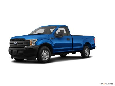 2018 Ford F-150 F150 4X4 REG CAB (Lightning Blue)