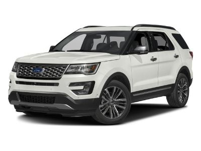 2016 Ford Explorer Platinum (Not Given)